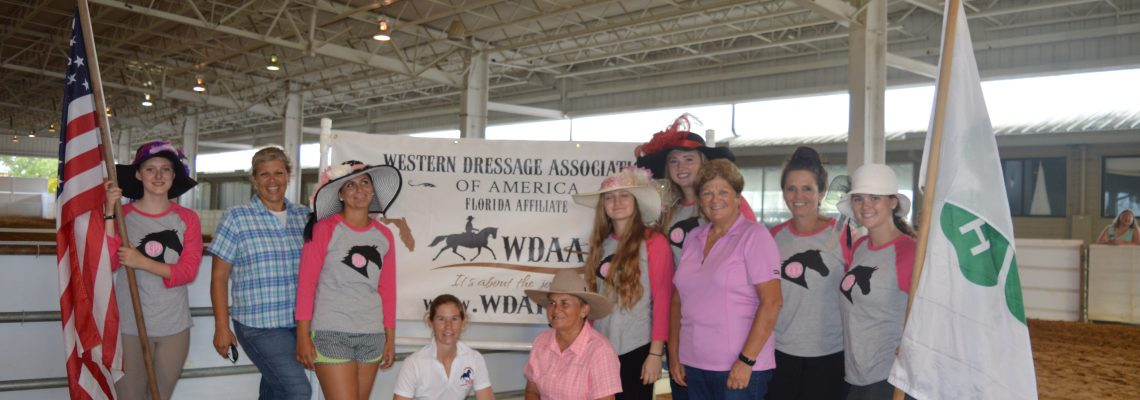 Florida 4-Hers Benefit from Western Dressage