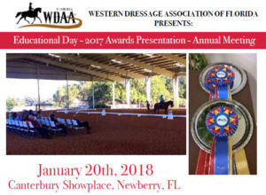 2018 WDAFL Education Day & 2017 High Point Awards Celebration @ Canterbury Showplace | Newberry | Florida | United States